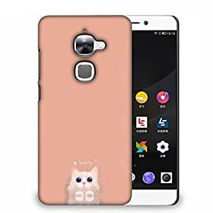 Snoogg I am lovely Designer Protective Back Case Cover For Samsung Galaxy J1