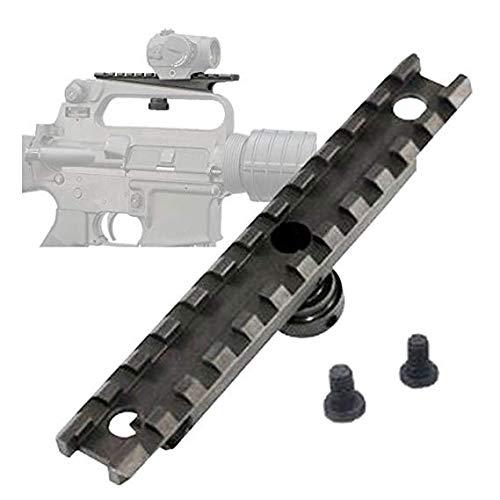 Gexgune M16 M4 AR15 Tragegriff 20mm WeberSchiene - Mount Laser/Fackel -