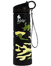 Tuelip Sports Stainless Steel Bottle for School Kids Girls & Boys,College,Gym,Sports 650 Ml