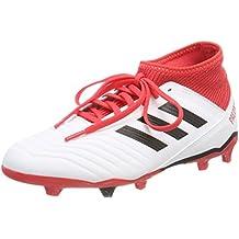 Adidas Predator 18.3 Fg J, Scarpe da Calcio Unisex – Bambini