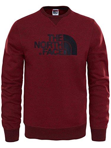 The North Face Damen M M Drew Peak Crew Urban Navy/Whit bordeaux