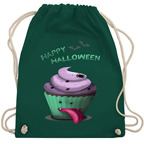 Halloween - Halloween treats - Unisize - Dunkelgrün - WM110 - Turnbeutel & Gym Bag (Ideen, Halloween-kostüme 2019 Gruppe)