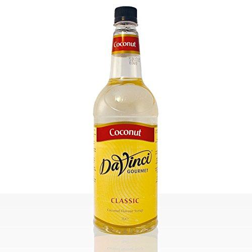Da Vinci Gourmet Flavour Sirup Coconut 6 x 1000ml Kaffeesirup