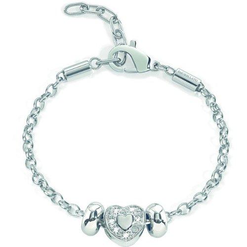 Morellato, bracciale da donna, acciaio inossidabile, cod. scz169