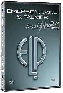 Emerson Lake & Palmer: Live at Montreux 1997 [Import anglais]