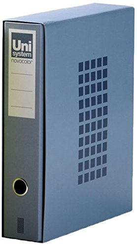 Unisystem 929733 - Caja de con un archivador
