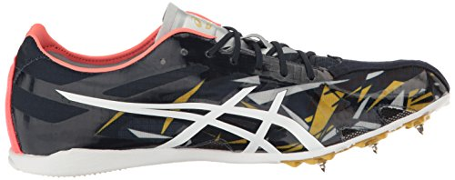 Asics - Männer Gun Lap Leichtathletik-Schuhe Dark Navy/White/Vermilion