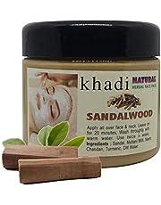 Khadi Herbal The EnQ Natural Sandalwood Face Pack (180 g)