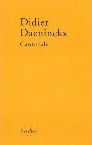 Cannibale par Didier Daeninckx