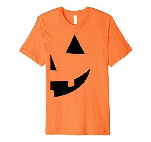 Jack O Lantern T-Shirt Couple Halloween Jackolantern Tee Set