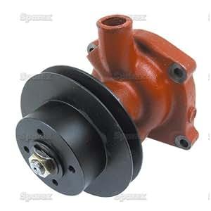 S.68702 - Wasserpumpe, mit Riemenscheibe - Motorenkühlung - Traktoren-Wasserpumpe
