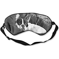 Bulldog Lying Down Sofa Sleep Eyes Masks - Comfortable Sleeping Mask Eye Cover For Travelling Night Noon Nap Mediation... preisvergleich bei billige-tabletten.eu