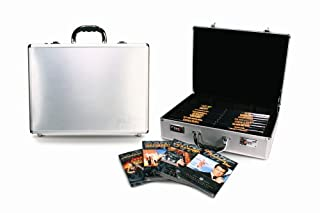 James Bond - Limited Edition Attache Case Ultimate Editions Box Set (40 Discs) [DVD] (B000FI9OUY) | Amazon price tracker / tracking, Amazon price history charts, Amazon price watches, Amazon price drop alerts