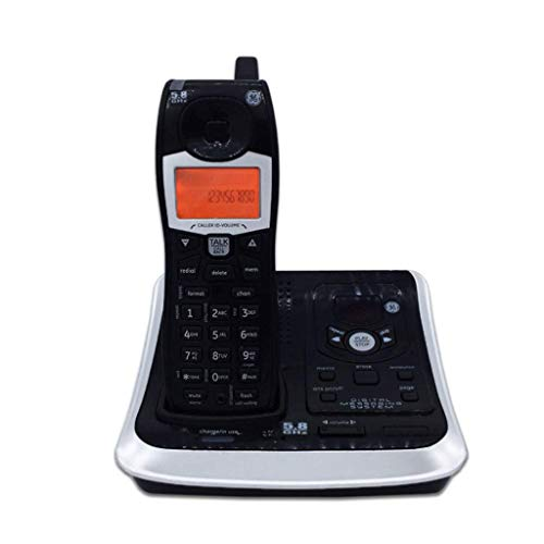 AA-phone DIANH UK Telefon-Home Office Universal Digital Schnurlostelefon Wireless Festnetz Anruferkennung Telefon Willkommen (Farbe: A)