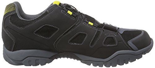 Scott Trail Evo Gore-Tex Herren Traillaufschuhe Schwarz (Black/Yellow)
