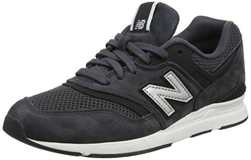 New Balance Damen Wl697V1 Sneaker, schwarz, 40 EU - Womens Lässig Schuhe New Balance
