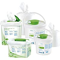 Schülke Wipes 70 Desinfektion Trockentücher Reinigungstücher Desinfektionstücher Vliestücher, 28x23 cm, 6 x 70 St preisvergleich bei billige-tabletten.eu