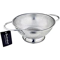 Buckingham microperforado colador colador para arroz Pasta para Espaguetis  Pasta Verduras Frutas Cocina y Cocina Uso ddc71632e3d9