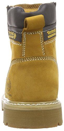Dockers by Gerli 23DA004-300910 Herren Combat Boots Gelb (Golden Tan 910)