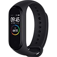 KTCOO M4 Pro Heart Rate & Sleep Monitor Smart Band Messages Alert Digital Watch Step Counter Smart Band Fitness Tracker Smart Watch for Mens Women Boys Girls Compatible with Android & iOS