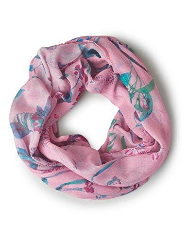 Street One Damen Schal 570599, Mehrfarbig (Cameo Pink 31337), One Size (Herstellergröße: A)