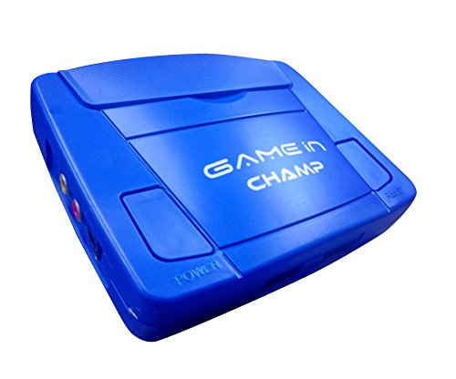 Mitashi Game In Champ Gaming Console - Blue