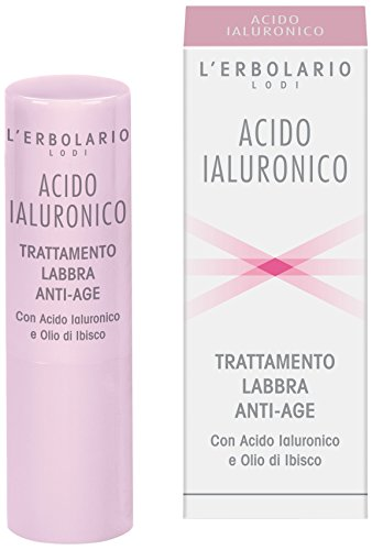 L 'erbolario acido ialuronico anti aging burrocacao, 1er pack (1x 5ml)