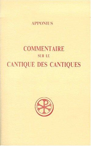 COMMENTAIRE SUR LE CANTIQUE DES CANTIQUES. Tome 3, Livres 9 à 12, Edition bilingue français-latin