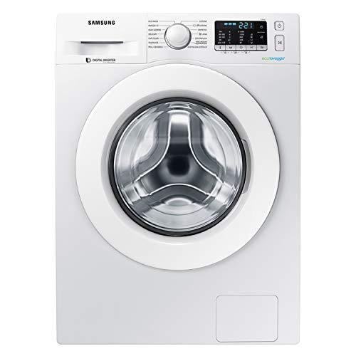 Samsung WW80J5455MW/ET Crystal Clean Lavatrice, 8 kg, 1400 Rpm, Bianco