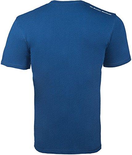Ben Lee Box Label T-shirt coupe régulière pour homme Motif Logo Navy