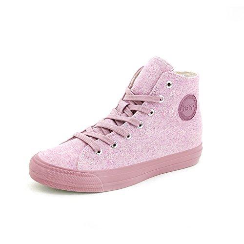 Hi-canvas shoes/Ajouter un molleton accrue chaussures chaudes/Chaussures de sport étudiant E