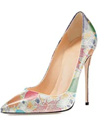 Amazon.it  Soireelady - Scarpe col tacco   Scarpe da donna  Scarpe e ... fad324055aa