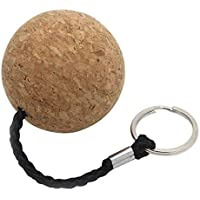 FBGC Floating Cork Keyring 55mm Ball - Sailing & Boating Accessories - Water Sports, Boating Gifts