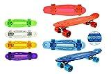 Toi-Toys 62353Z Skateboard con Luce per Bambini Amici skaterbahn Tempo Libero Regali Ragazzi Ragazze Giocattolo per Bambini
