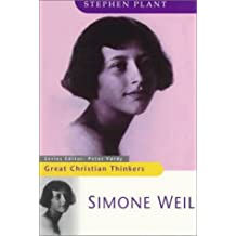 Great Christian Thinkers Simone Weil