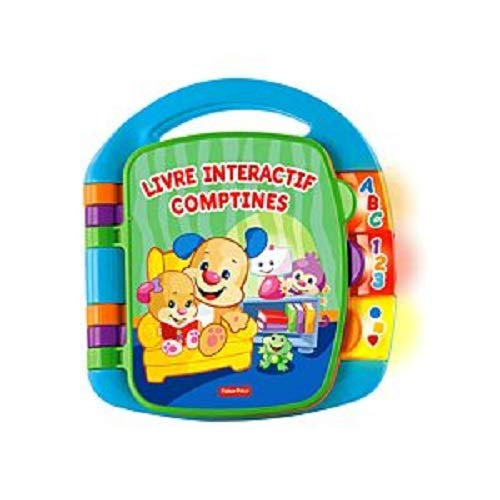 Fisher-Price Livre...