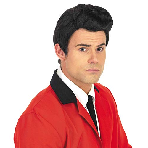 Fun Shack Herren Costume Kostüm, 50s Teddy Boy Wig, (Party Boy Kostüm)