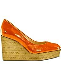 Castañer Calella / Kid Patent - Zapatos salón para mujer