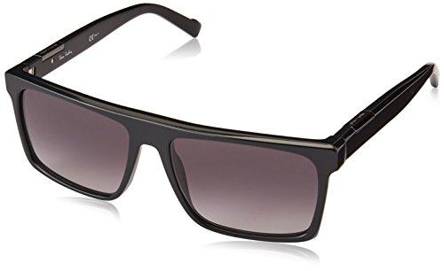 Pierre Cardin Herren P.C. 6200/S Sonnenbrille, Schwarz (Black), 57