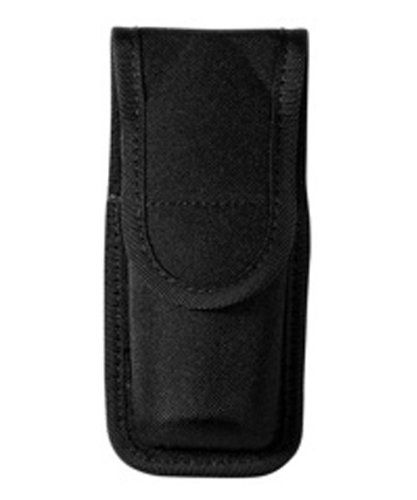 Bianchi Patroltek 8007 Black Hidden Snap Pepper OC Spray Pouch (Large) -