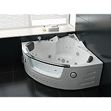 Eckbadewanne  Suchergebnis auf Amazon.de für: eckbadewanne 140 x 140 mit whirlpool