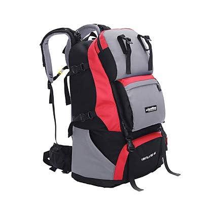 413BPIIZBsL. SS416  - Beibao 60 L Paquetes de Mochilas de Camping/Bolsa de Viaje/Organizador de Viaje/Mochila / MochilaAcampada y Senderismo/Escalar /