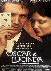 Book's Cover of Oscar et Lucinda
