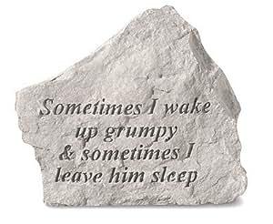 Kay Berry 72340 Manchmal wache ich m-rrisch ...