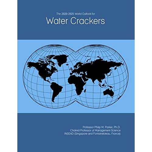 The 2020-2025 World Outlook for Water Crackers