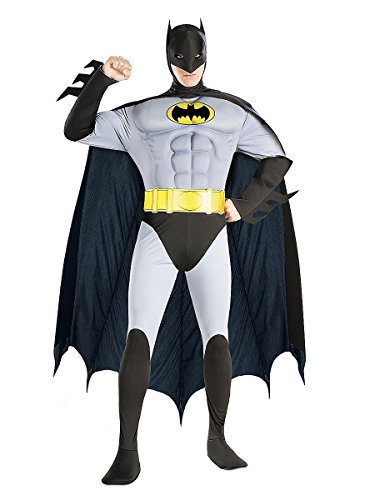 Original Batman Muskelanzug Kostüm