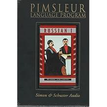 Russian I: Comprehensive (Pimsleur Language Program)