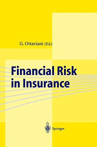 Financial Risk in Insurance par G. Ottaviani