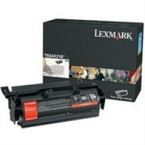 Preisvergleich Produktbild Lexmark T654X 31E–T654EMEA Corporate Warenkorb 36K
