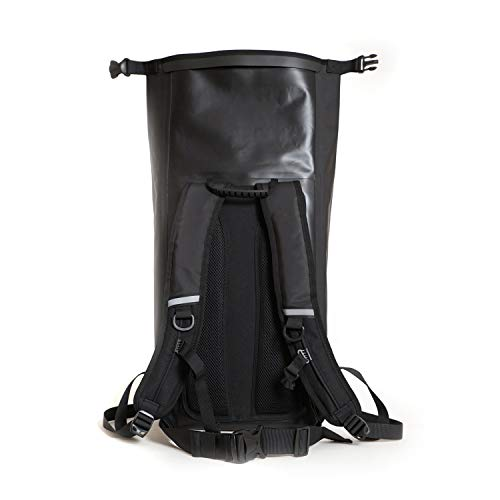 Steinwood Waterproof Dry-Bag 35L Multifunktions-Rucksack - Roll-Top Outdoor-Backpack - Daypack wasserdicht mit Taschen für Laptop und Zube...